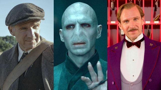 Harry Potter, A Escavação e outros papéis marcantes de Ralph Fiennes