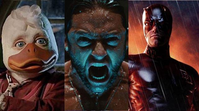 14 filmes que a Marvel gostaria de esquecer que foram feitos