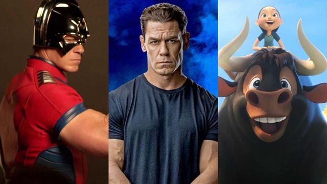 De Velozes & Furiosos 9 a O Esquadrão Suicida, conheça a carreira de John Cena