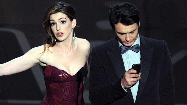 Anne Hathaway e James Franco no Oscar: Saiba a verdade por trás da constrangedora situação ocorrida em 2011