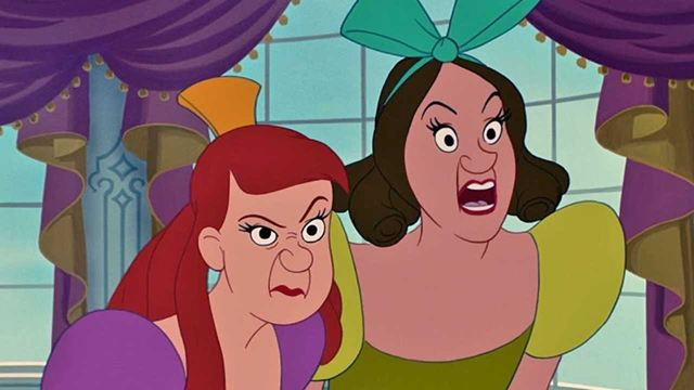 Cinderela: Disney vai produzir live-action sobre irmãs malvadas da famosa princesa