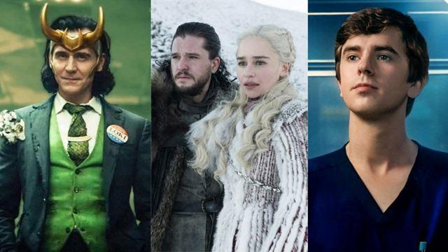 Loki, Game of Thrones e outras séries que nunca entrarão para o catálogo da Netflix