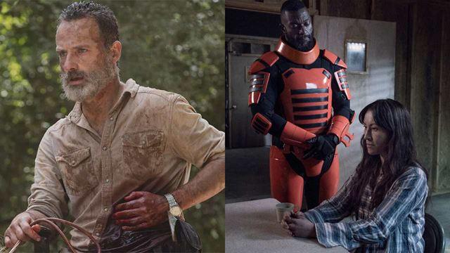 The Walking Dead no Star+: Atriz revela desafio de chegar no episódio em que Rick saiu (Entrevista)