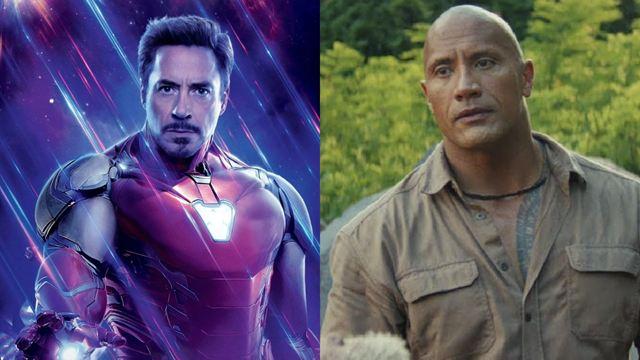 Dwayne Johnson, Robert Downey Jr e outros atores que exigiram mudanças no roteiro de seus filmes e séries