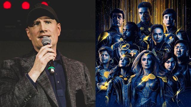 Eternos: Kevin Feige afirma que super-herói gay é só o começo de representatividade na Marvel