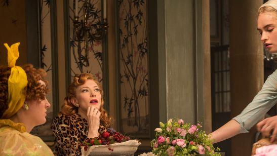 Filmes na TV: Hoje tem Cinderela e Magnólia