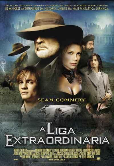 A Liga Extraordinária - Filme 2003 - AdoroCinema