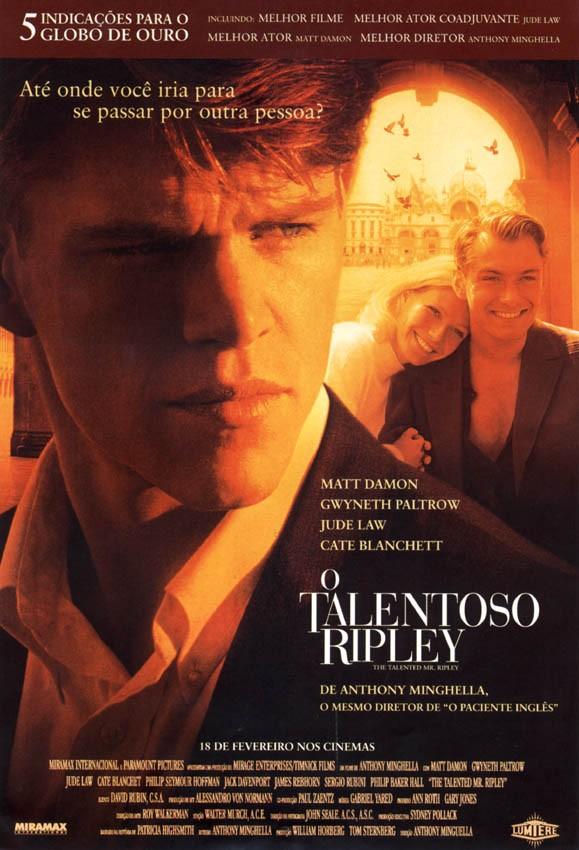 O Talentoso Ripley - Filme 1999 - AdoroCinema