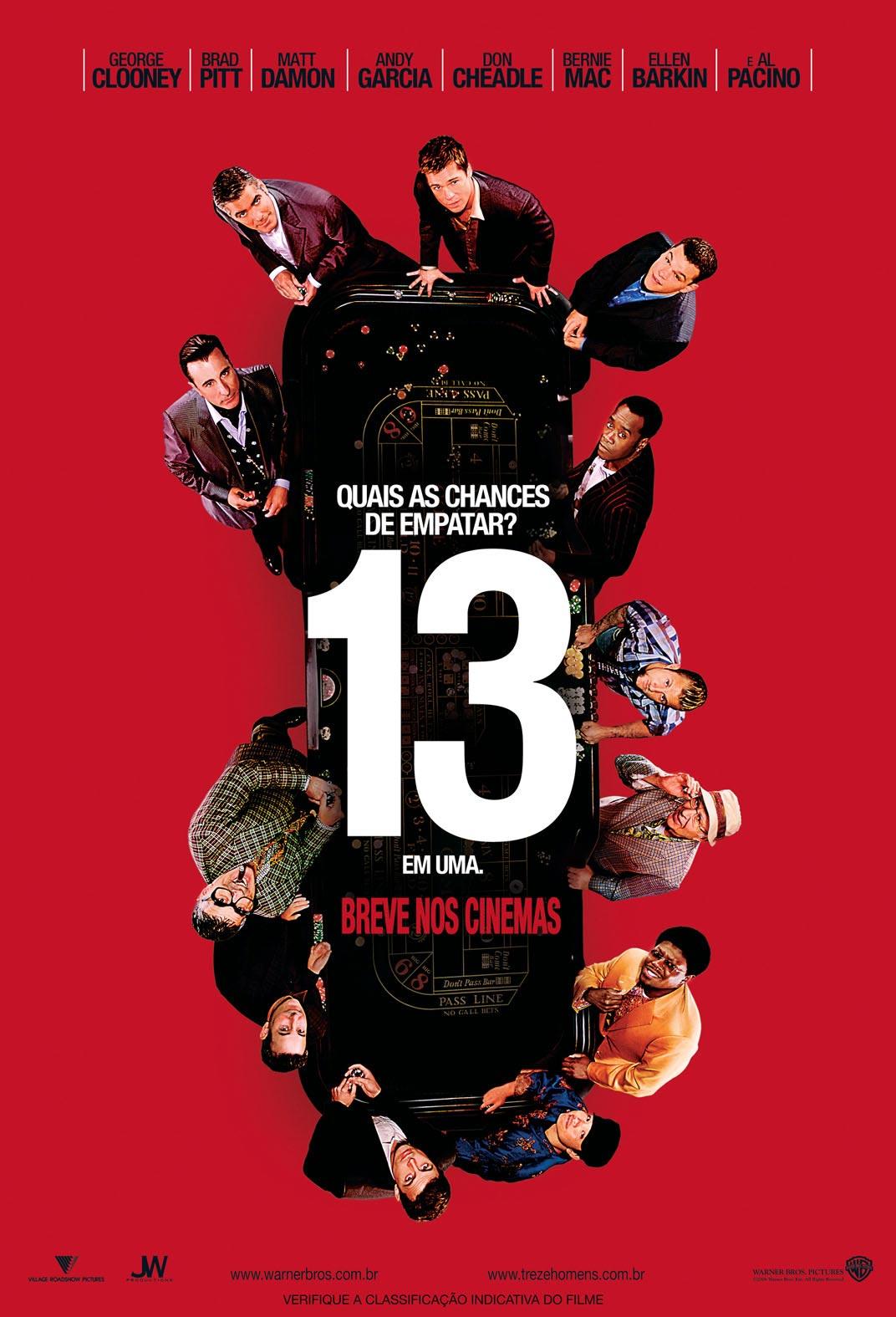 Treze Homens e um Novo Segredo - Filme 2007 - AdoroCinema