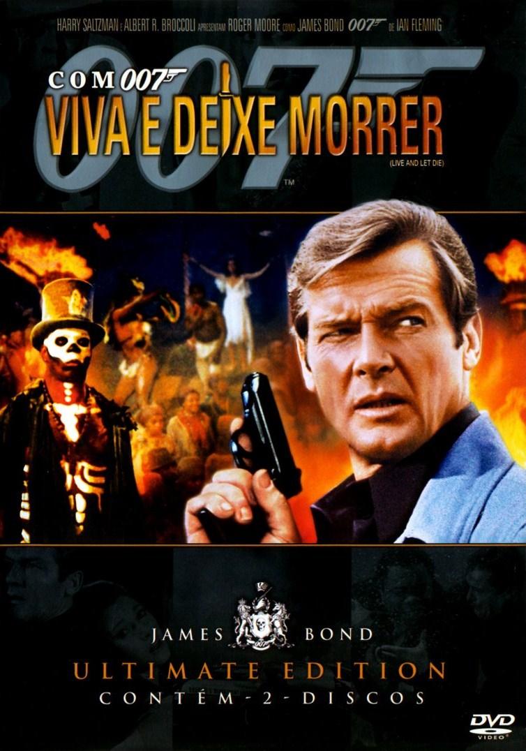 Com 007 Viva e Deixe Morrer - Filme 1973 - AdoroCinema