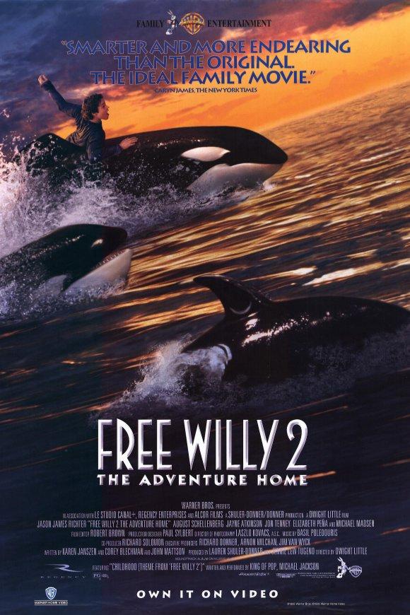 Free Willy 2 - A Aventura Continua : Elenco, atores, equipe técnica,  produção - AdoroCinema
