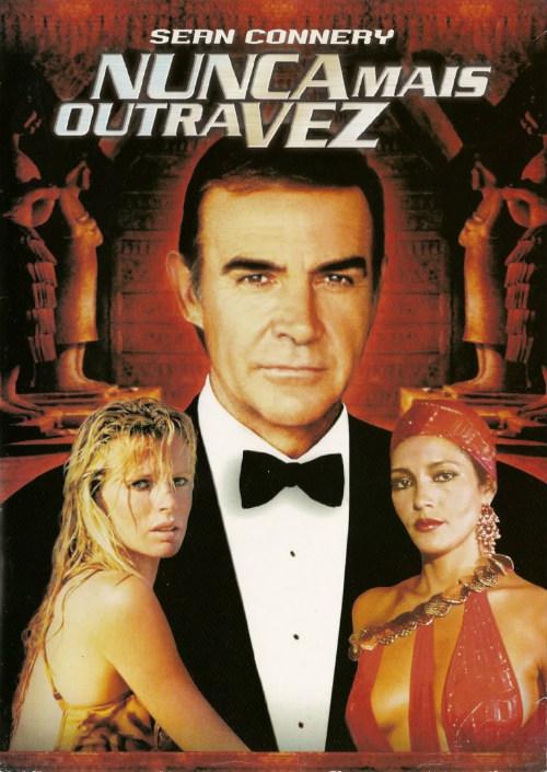 007 - Nunca Mais Outra Vez - Filme 1983 - AdoroCinema