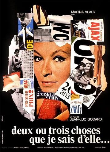 Duas ou Três Coisas Que Eu Sei Dela - Filme 1967 - AdoroCinema
