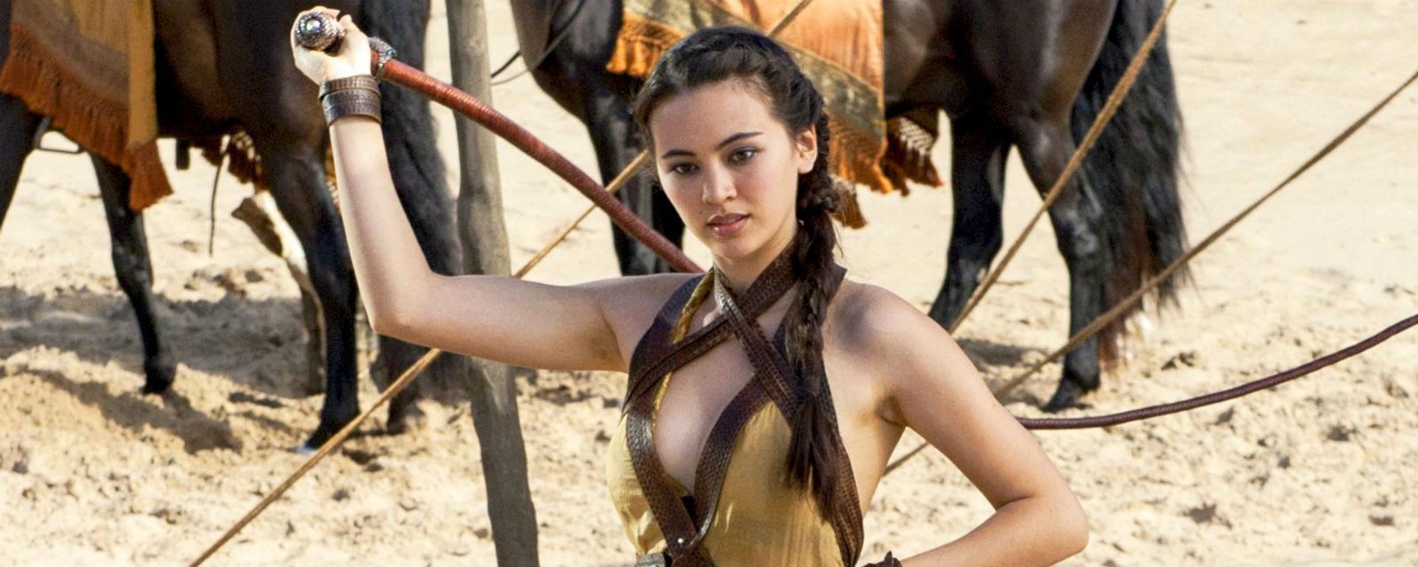 Jessica Henwick Nua game of thrones: jessica henwick quase não participou da