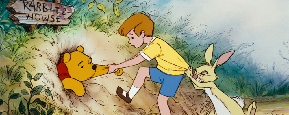 Voce Sabia Que Os Personagens De Ursinho Pooh Podem Ter Sido