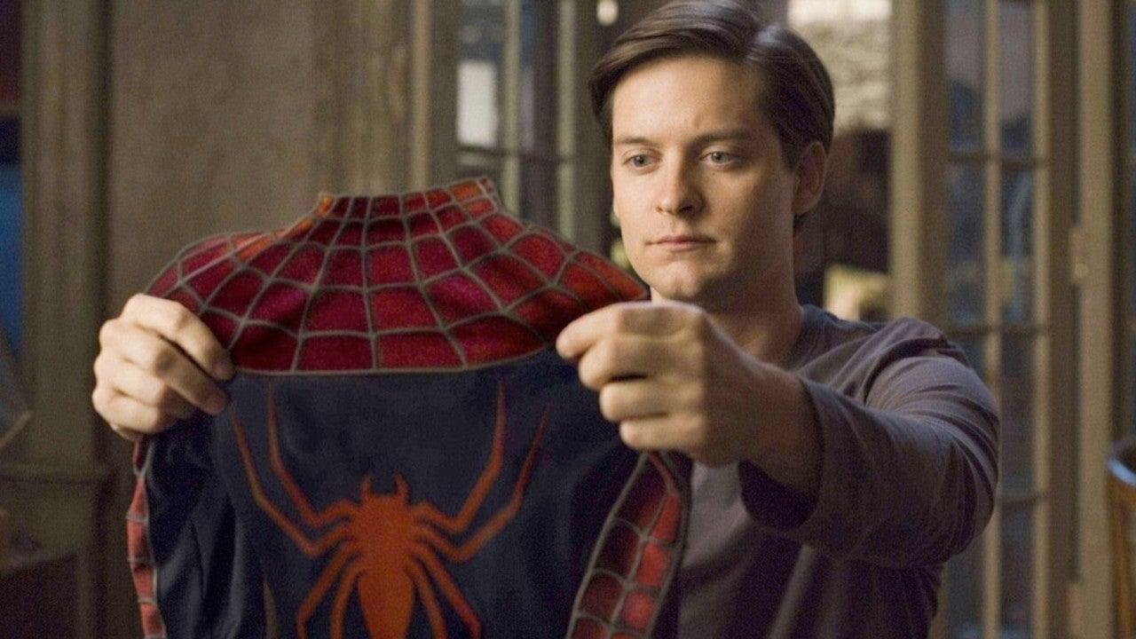 Resultado de imagem para tobey maguire spider-man