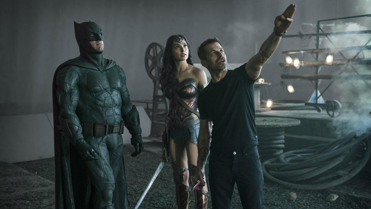 Liga da Justiça: Afinal, o que é o Snyder Cut? - Notícias de ...