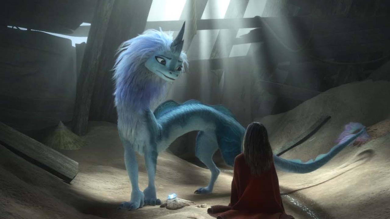 Raya e o Último Dragão | Muita ação em novo trailer da animação