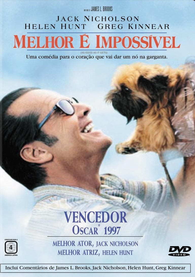 Melhor É Impossível - Filme 1997 - AdoroCinema