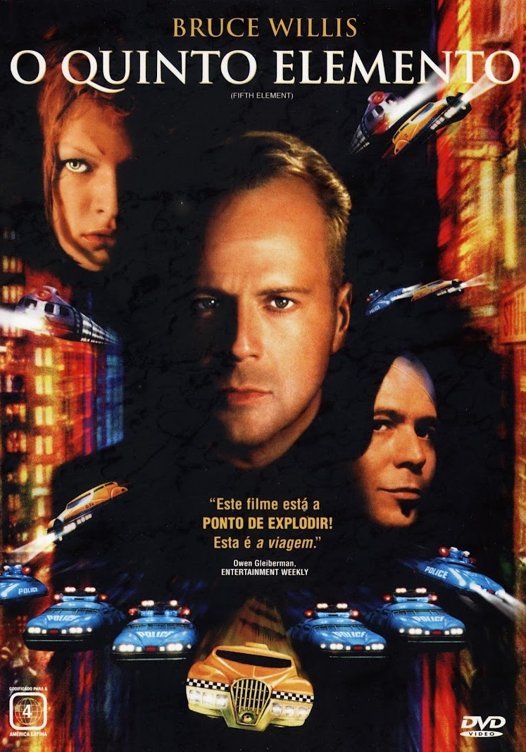 O Quinto Elemento - Filme 1997 - AdoroCinema