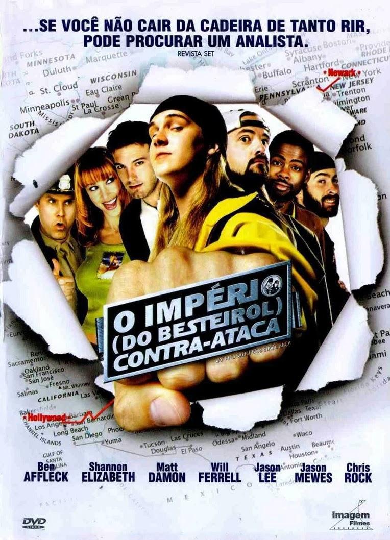 O Império (do Besteirol) Contra-ataca - Filme 2001 - AdoroCinema