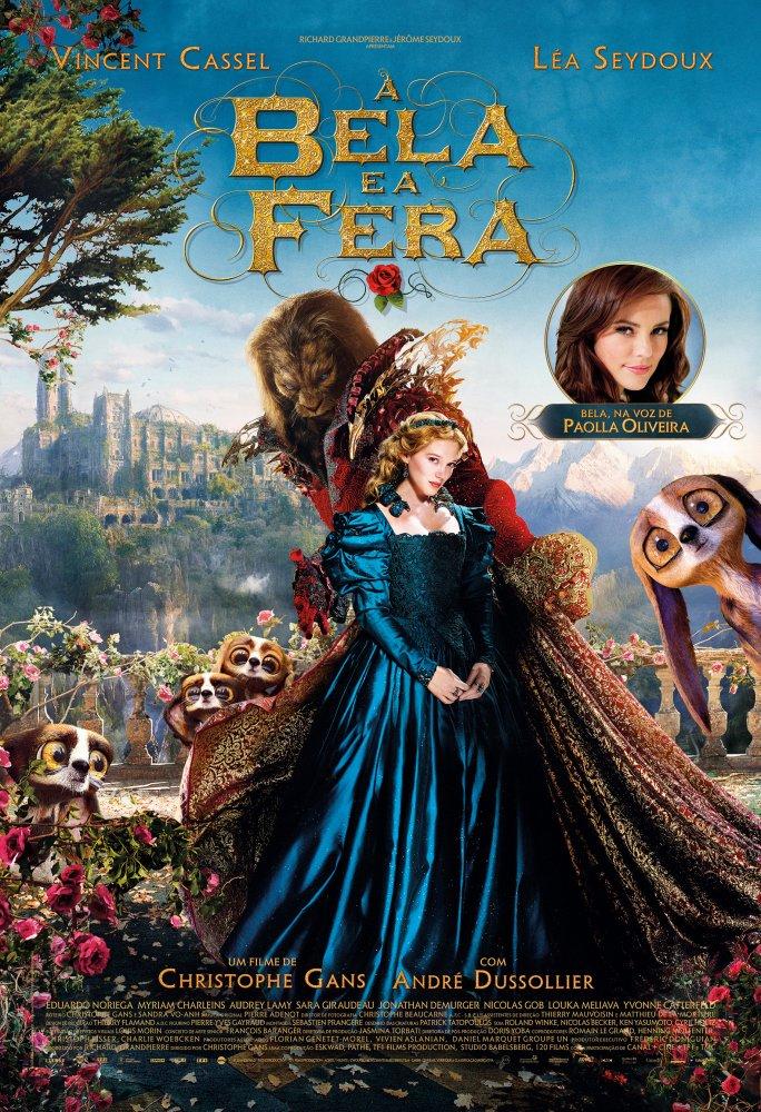 A Bela e a Fera - Filme 2014 - AdoroCinema