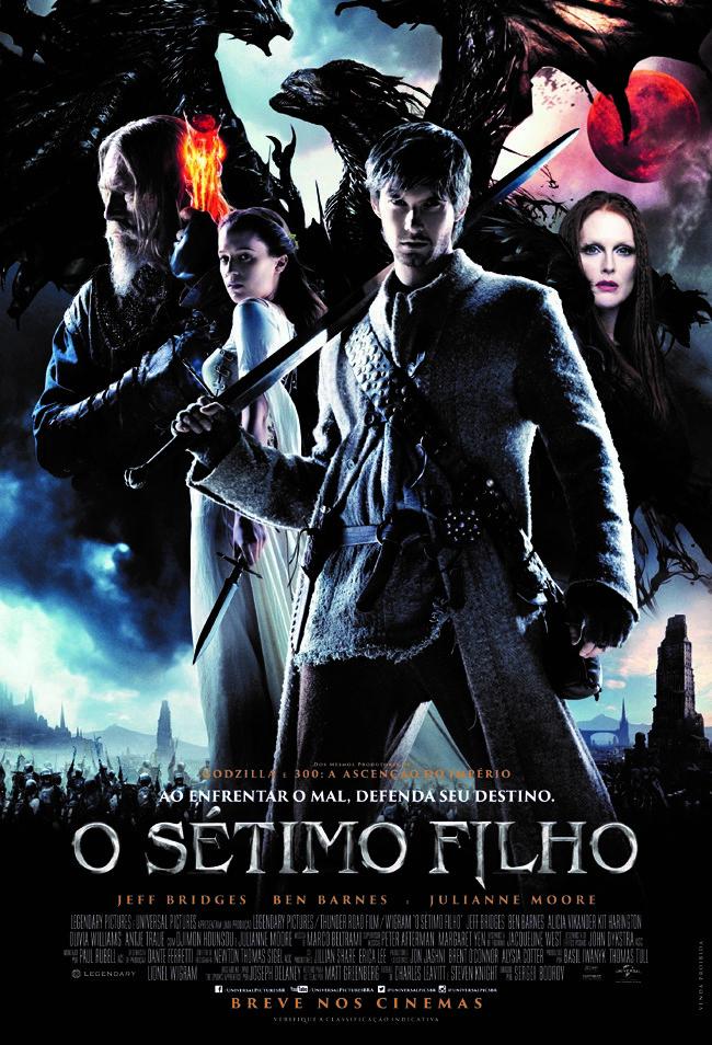 O Sétimo Filho - Filme 2014 - AdoroCinema