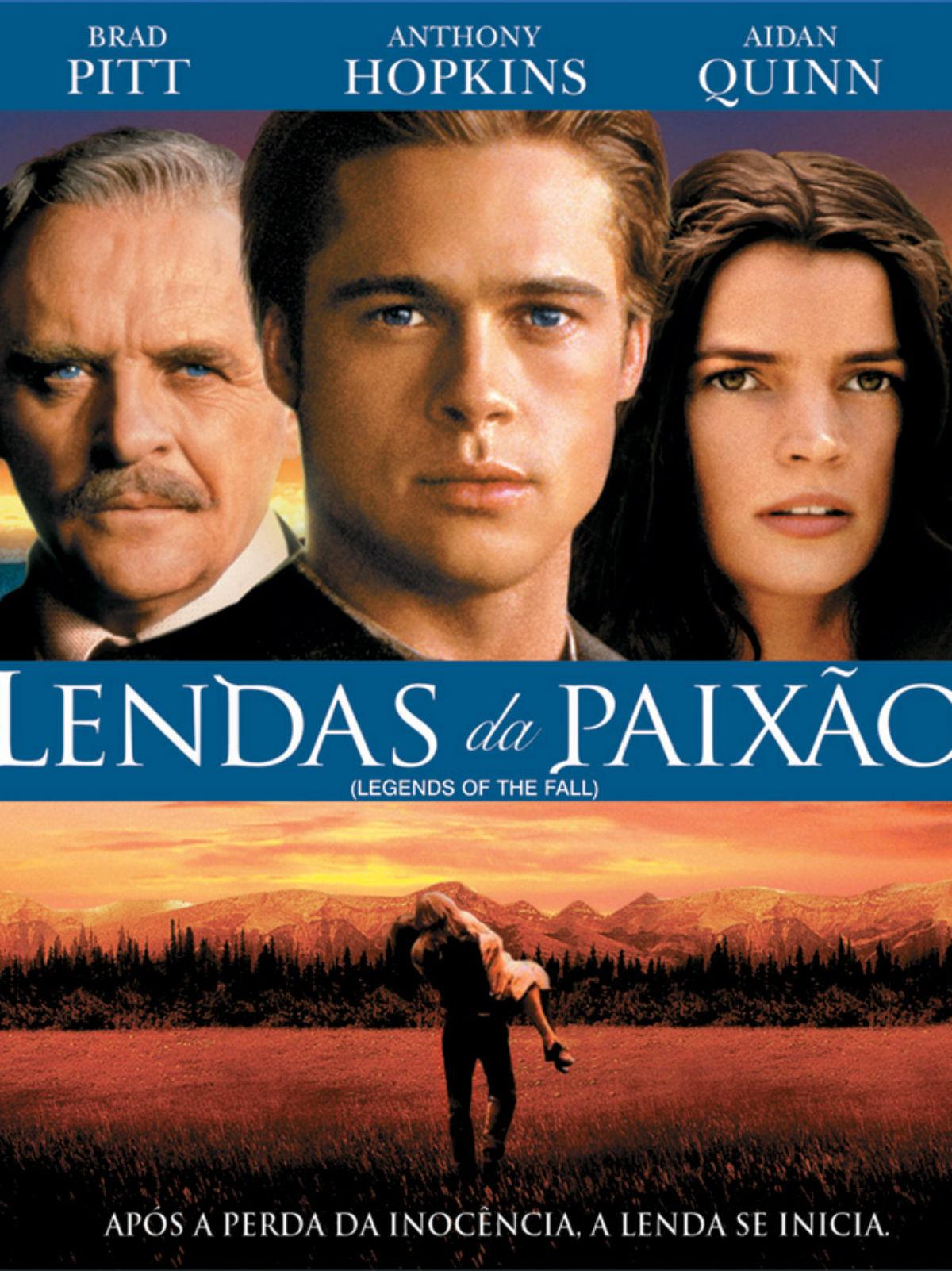 Lendas da Paixão - Filme 1995 - AdoroCinema