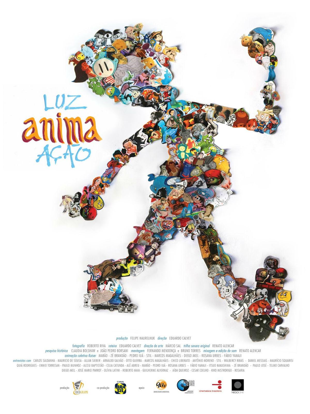 Luz, Anima, Ação - Filme 2013 - AdoroCinema
