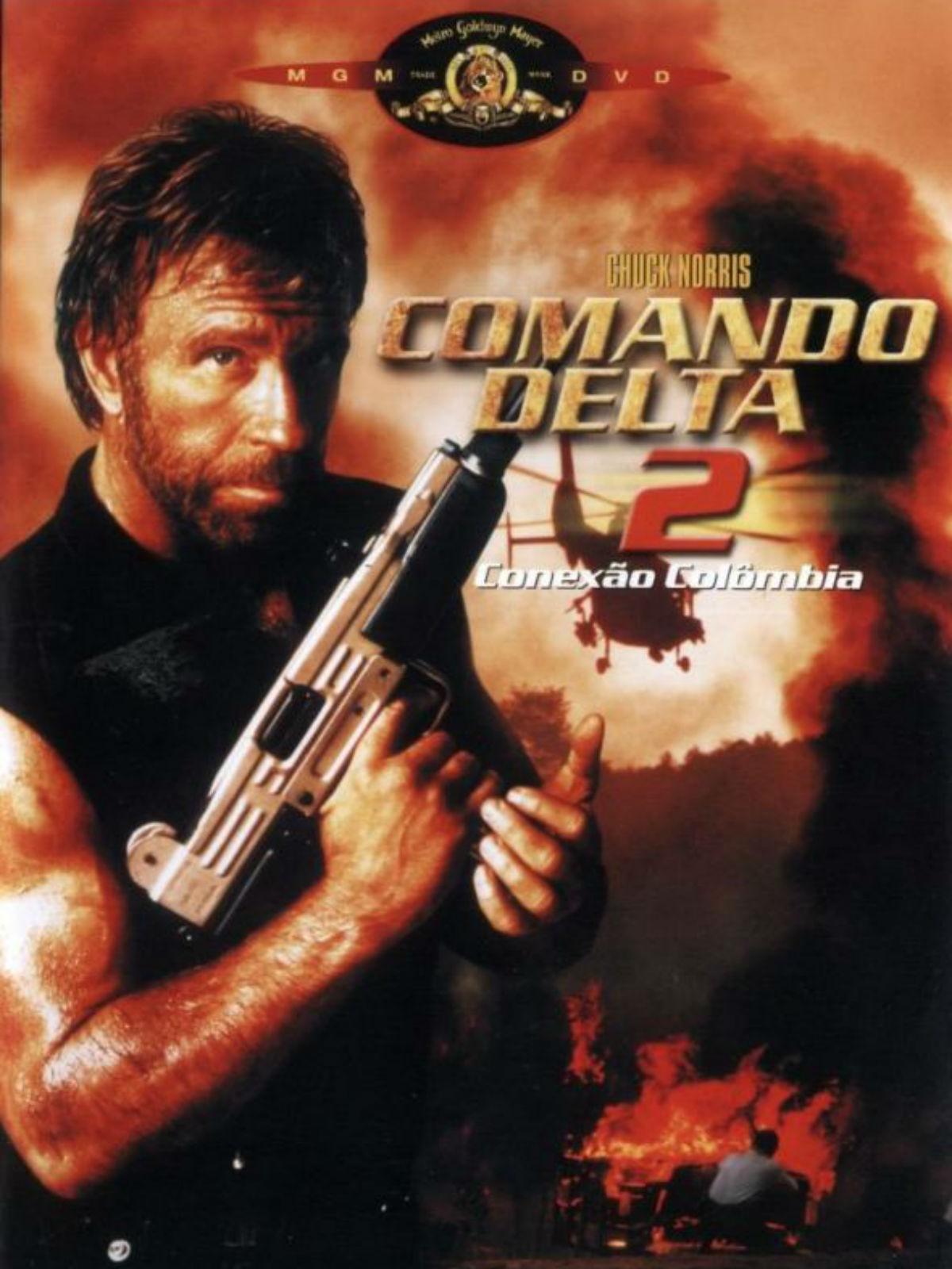Comando Delta 2 – Conexão Colômbia - Filme 1990 - AdoroCinema