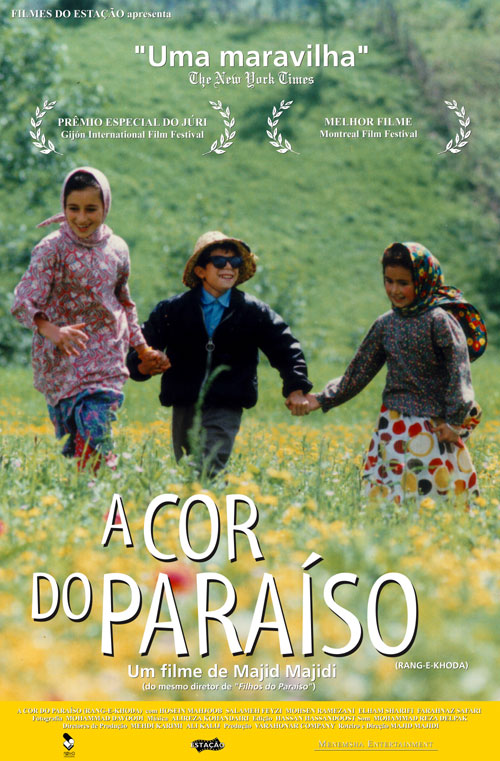 Cor do Paraíso - Filme 1999 - AdoroCinema