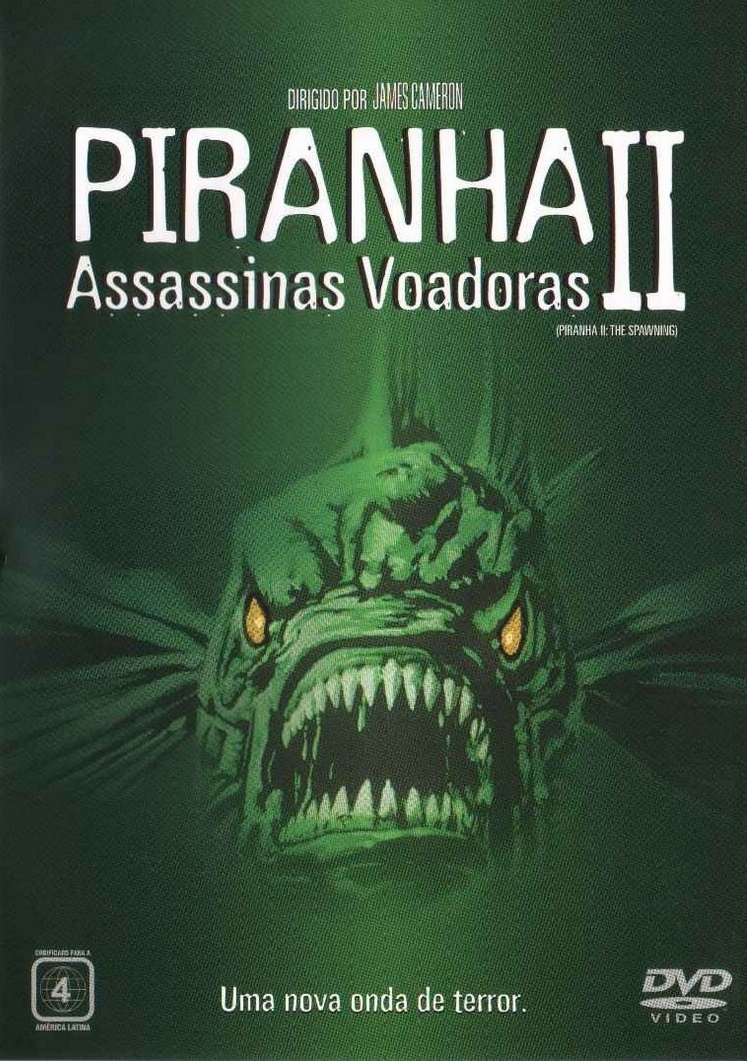 Piranha II - Assassinas Voadoras - Filme 1981 - AdoroCinema