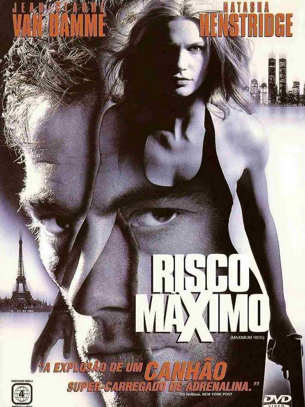 Risco Máximo - Filme 1996 - AdoroCinema