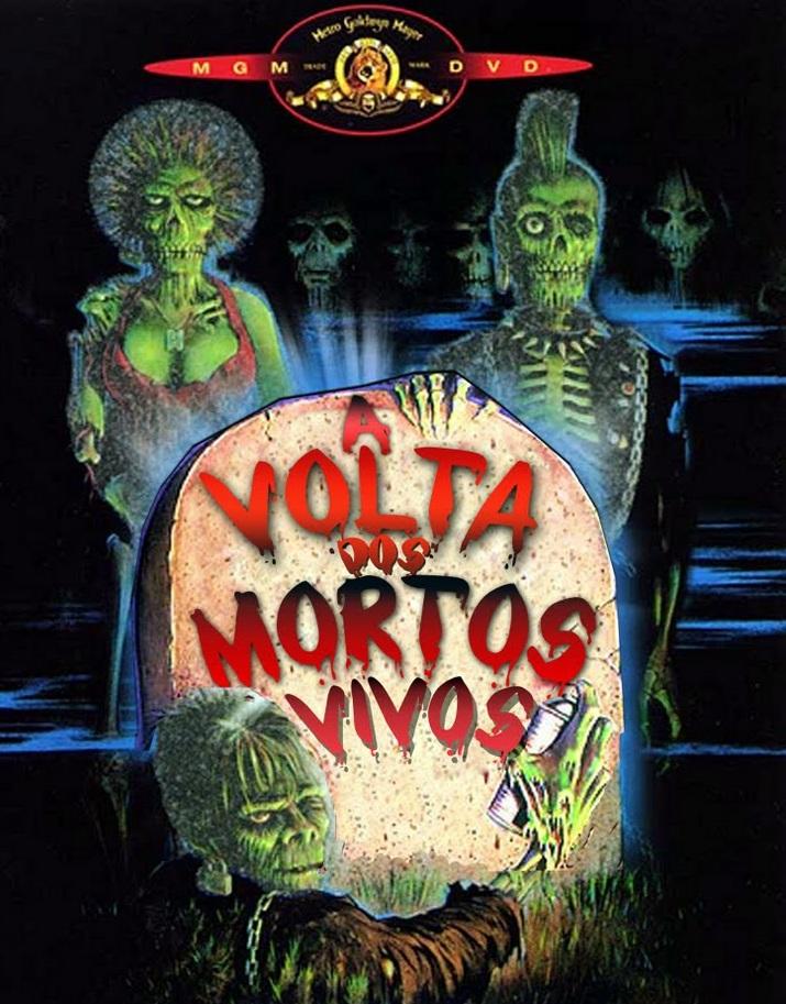 A Volta dos Mortos Vivos - Filme 1985 - AdoroCinema