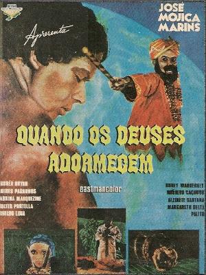 Quando os Deuses Adormecem - Filme 1972 - AdoroCinema