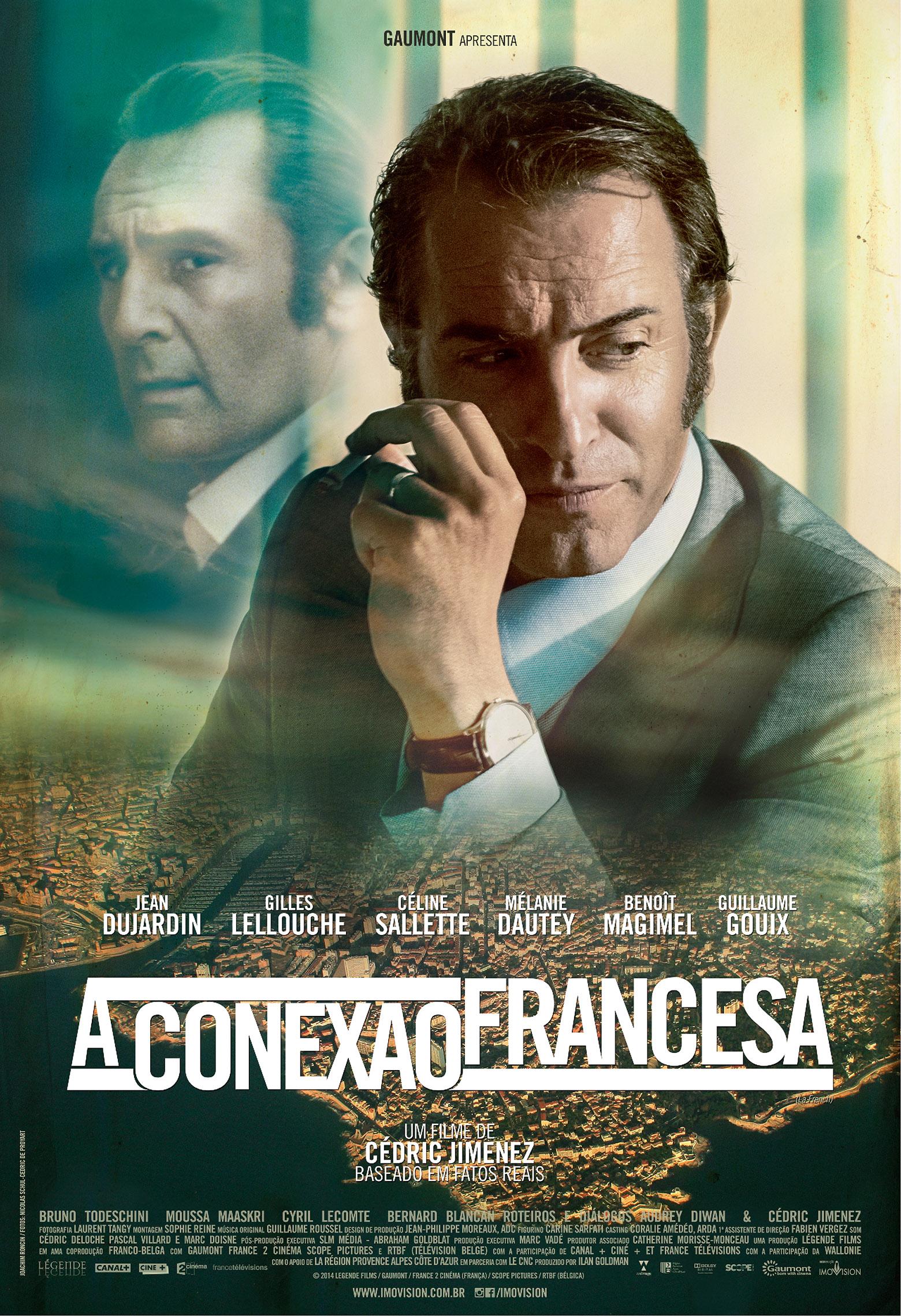 A Conexão Francesa - Filme 2014 - AdoroCinema