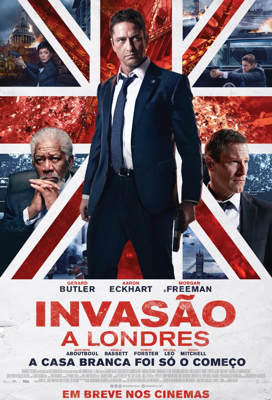 Invasão a Londres - Filme 2016 - AdoroCinema