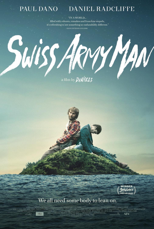 Resultado de imagem para Swiss Army Man