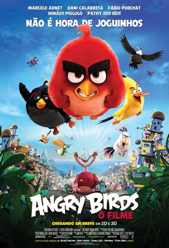 Angry Birds O Filme Filme 2016 Adorocinema