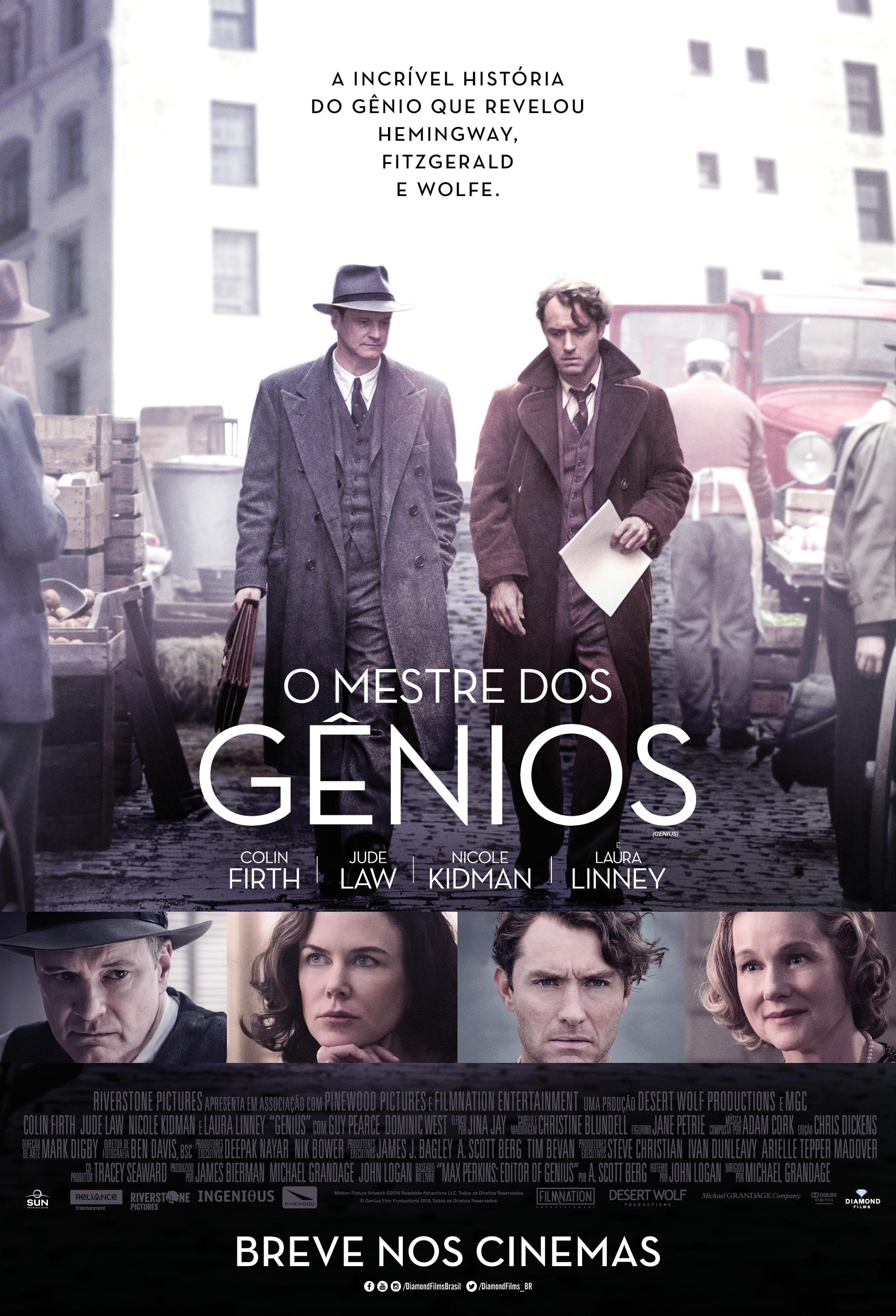 O Mestre dos Gênios - Filme 2016 - AdoroCinema