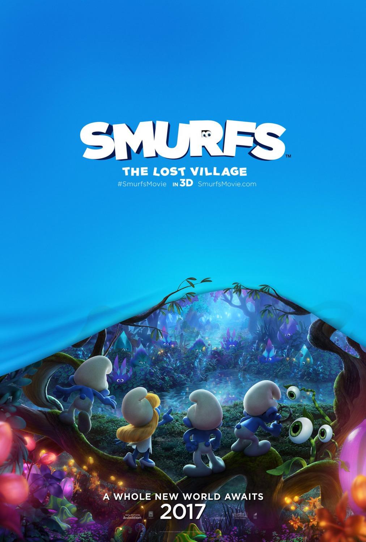 Resultado de imagem para Os Smurfs e A Vila Perdida