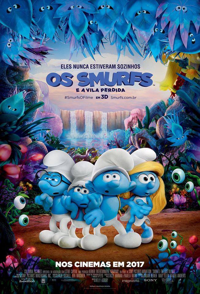 Os Smurfs e a Vila Perdida - Filme 2017 - AdoroCinema