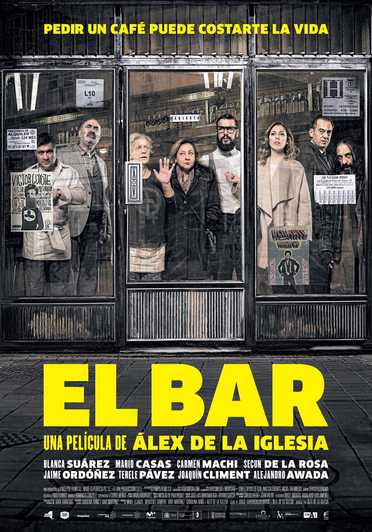 O Bar - Filme 2017 - AdoroCinema