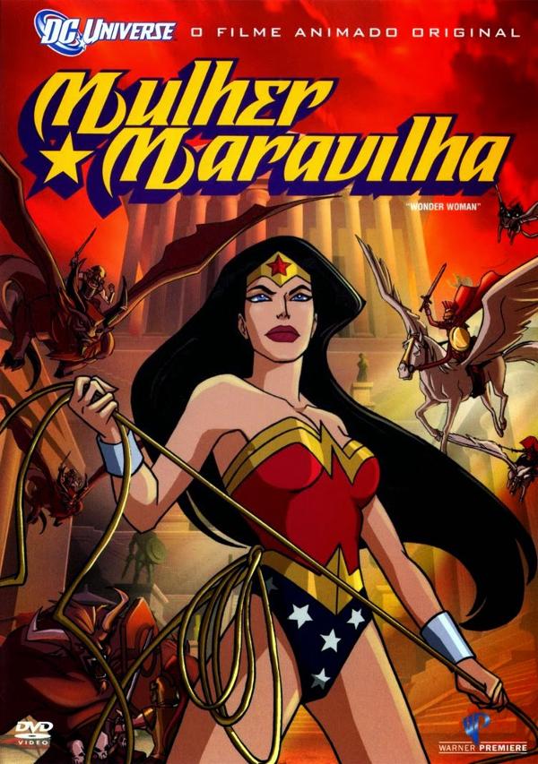 Mulher Maravilha - Filme 2009 - AdoroCinema