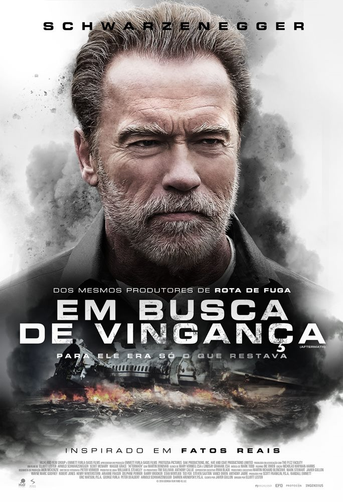 Em Busca de Vingança - Filme 2016 - AdoroCinema
