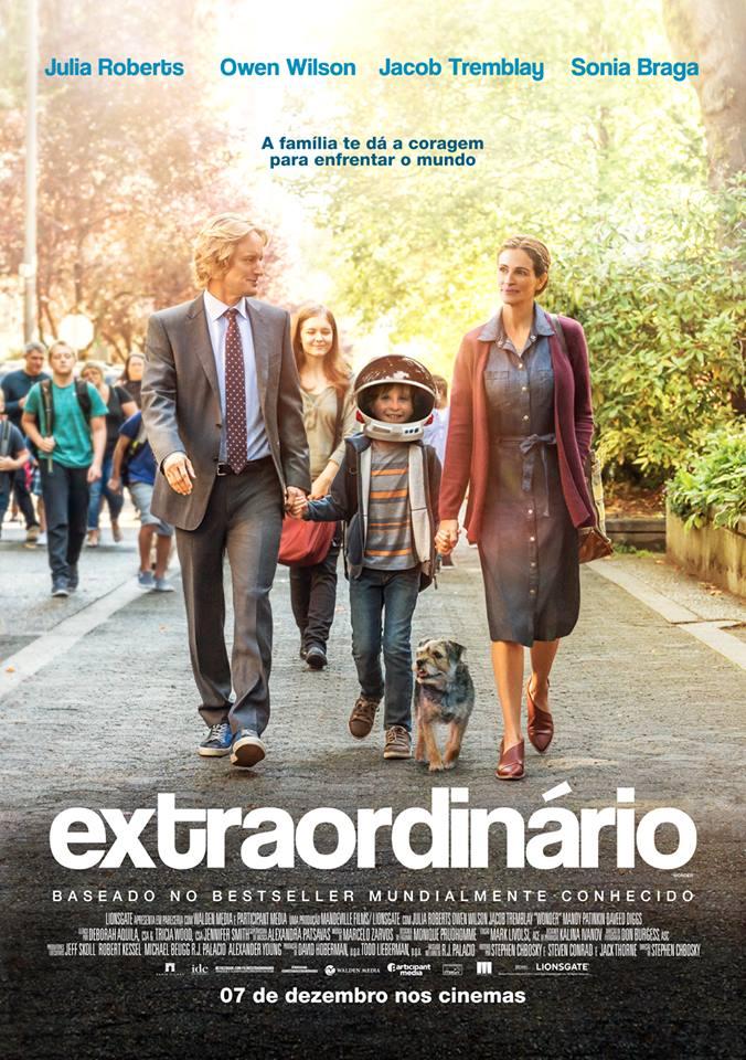 Extraordinário - Filme 2017 - AdoroCinema