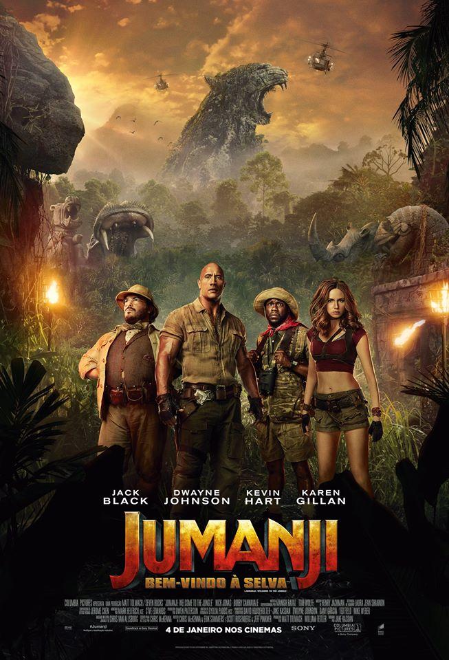 Jumanji 2 - Filme 2018 - AdoroCinema