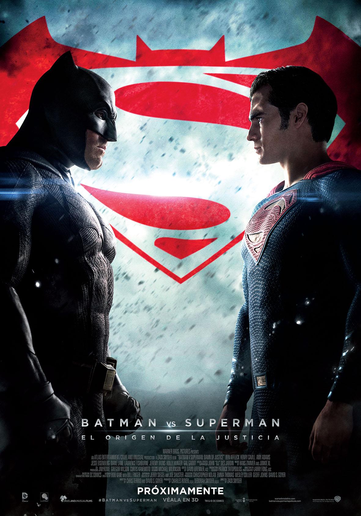 Batman Vs Superman - A Origem da Justiça - Filme 2016 - AdoroCinema
