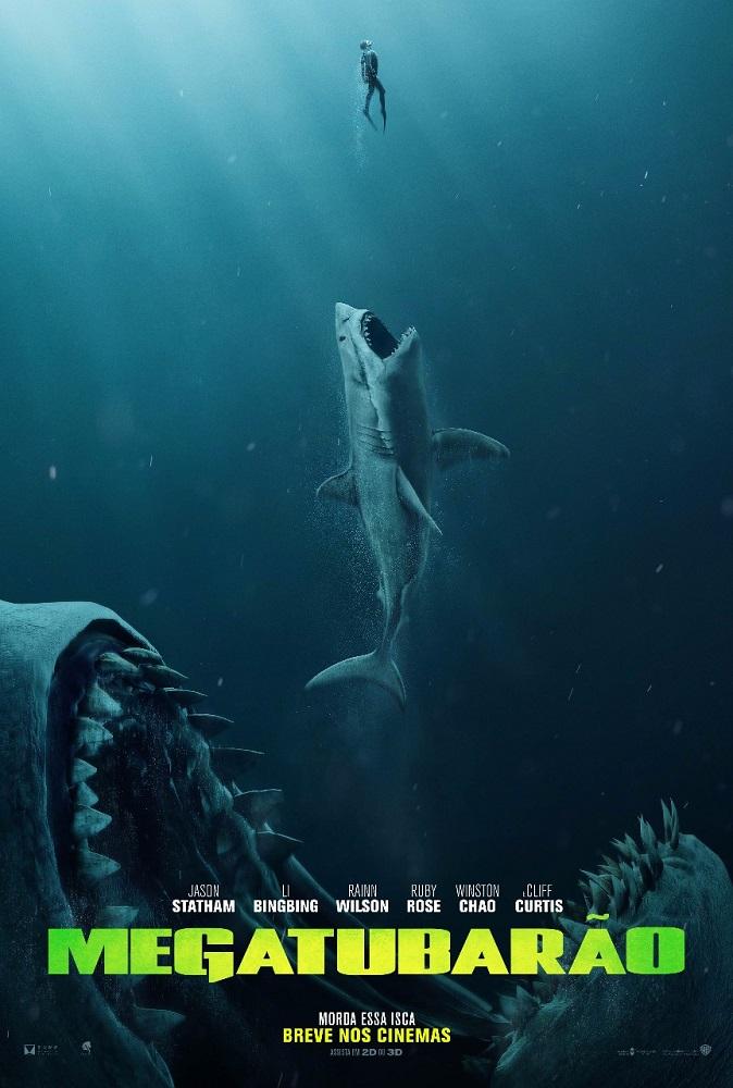 Megatubarão - Filme 2018 - AdoroCinema