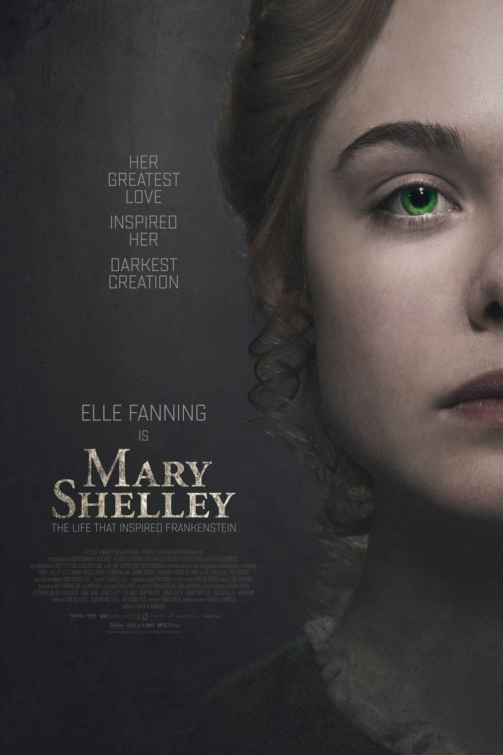 Mary Shelley - Filme 2018 - AdoroCinema